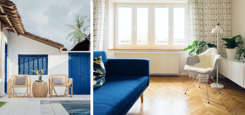 interior design blu